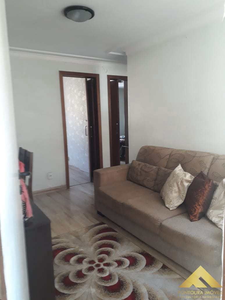 Apartamento com 2 dorms, Santa Terezinha, São Bernardo do Campo - R$ 165 mil, Cod: 33