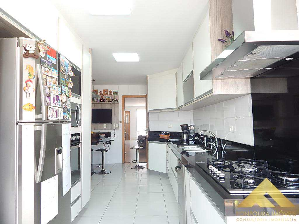 Apartamento com 3 dorms, Centro, São Bernardo do Campo - R$ 804 mil, Cod: 61