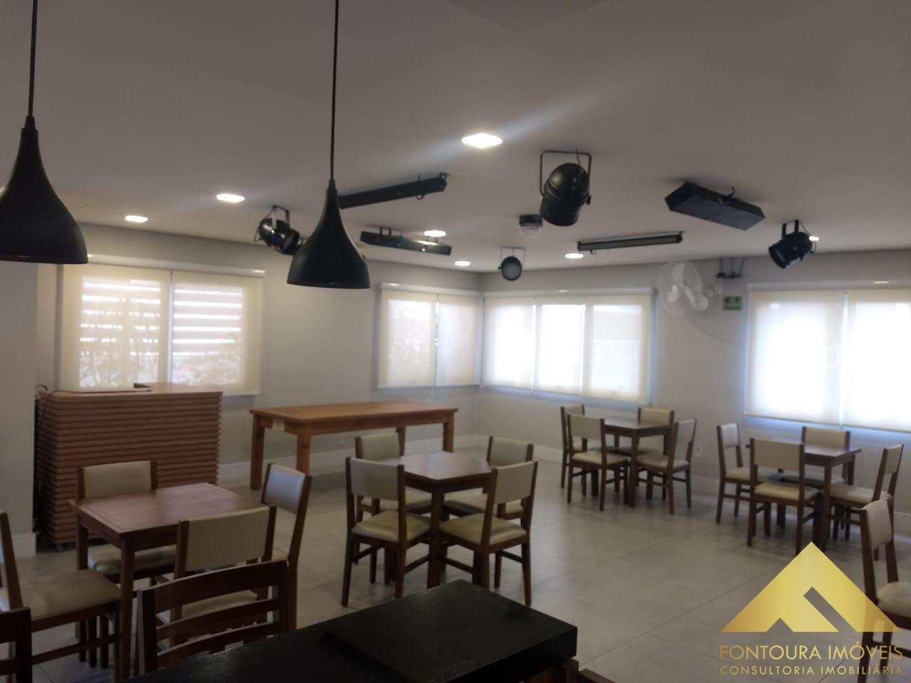 Apartamento com 2 dorms, Taboão, São Bernardo do Campo - R$ 319 mil, Cod: 113