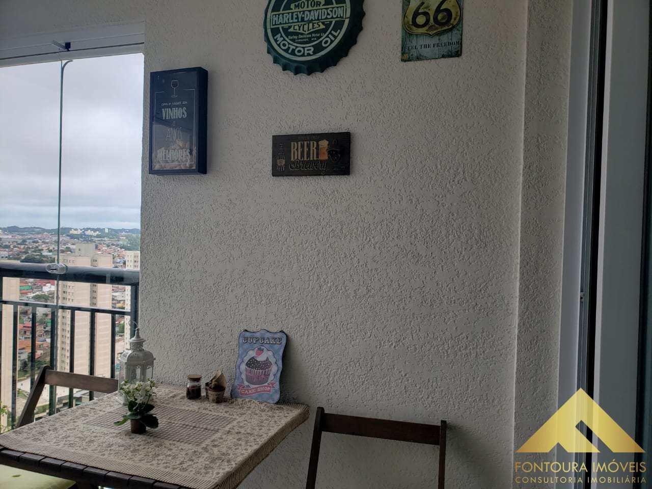 Apartamento com 3 dorms, Independência, São Bernardo do Campo - R$ 379 mil, Cod: 209