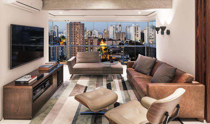 Apartamento com 3 dorms, Solemar, Praia Grande - R$ 9.99 mi, Cod: 6
