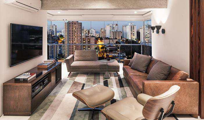 Apartamento com 3 dorms, Sítio do Campo, Praia Grande - R$ 9.99 mi, Cod: 5