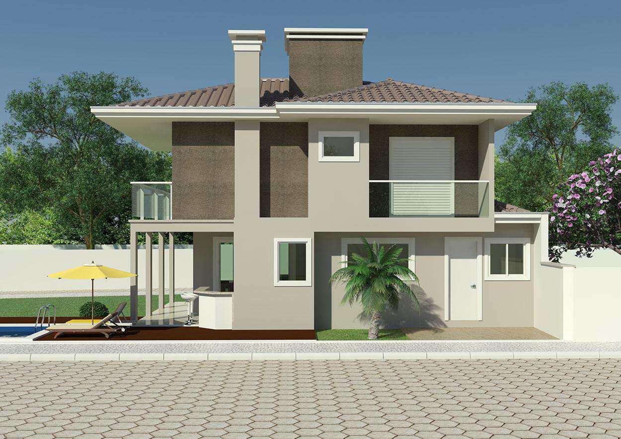 Casa com 3 dorms, Sítio do Campo, Praia Grande - R$ 9.99 mi, Cod: 7