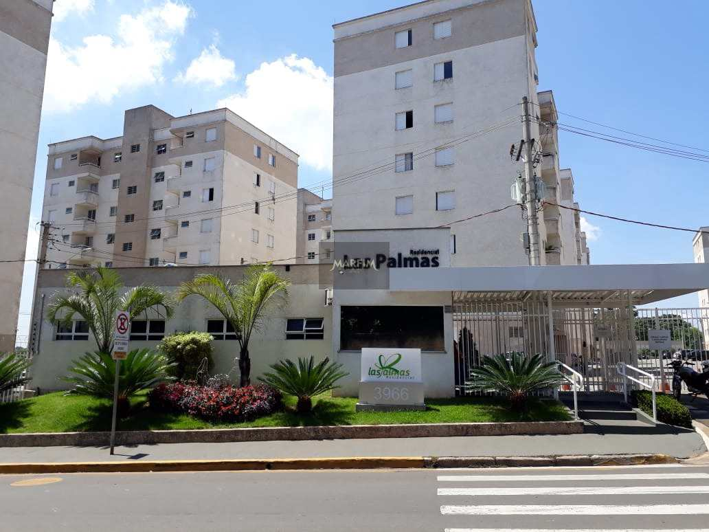 Condominios Las Palmas Avenida Dois Corregos