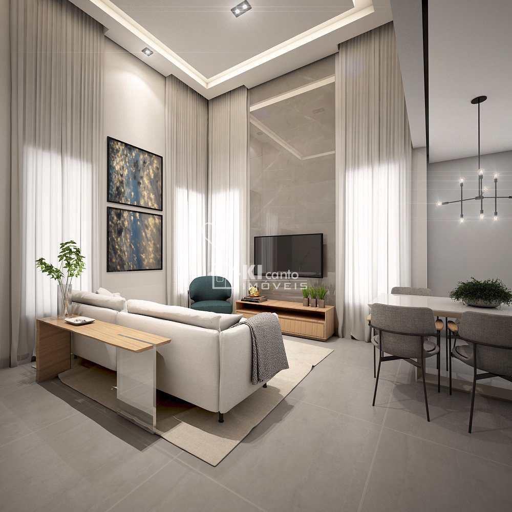 Casa de Condomínio com 3 dorms, Vila Petrópolis, Atibaia - R$ 985 mil, Cod: 585