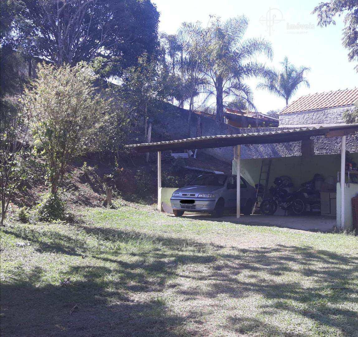 Chácara residencial (2 casas) à venda, Embaú, Cachoeira Paulista.
