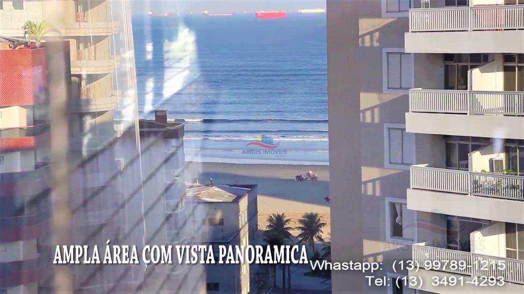 Ap com 5 dorms, Guilhermina, Praia Grande