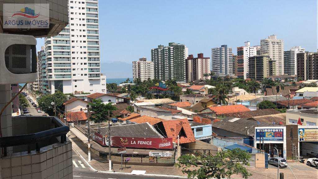 Apto com 2 dorms, Canto do Forte, Praia Grande