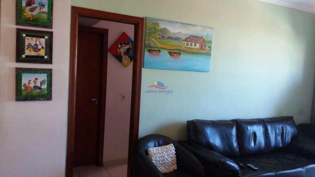 Apto com 1 dorm, Ocian, Praia Grande - R$ 182 mil,