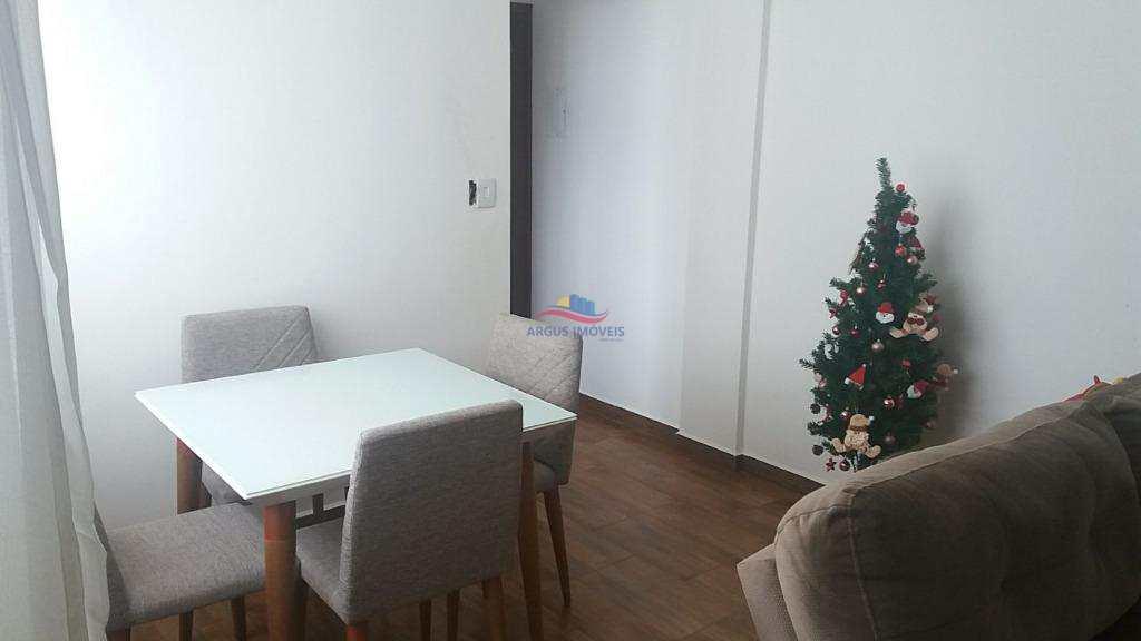 Apartamento com 1 dorm, Boqueirão, Praia Grande