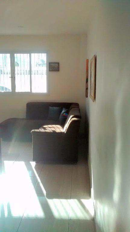 Sobrado residencial à venda, Vila Tupi, Praia Grande.