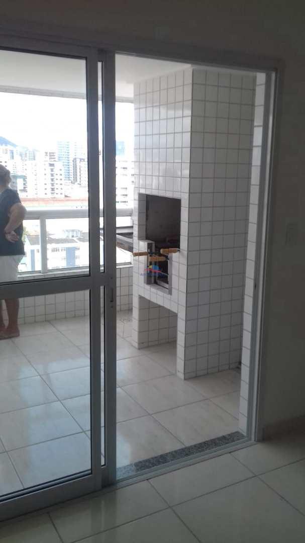 2 dorms com 2 suites, Guilhermina, Praia Grande