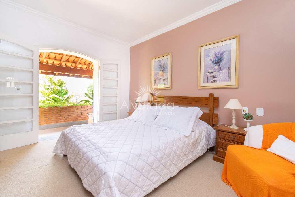 Casa de Condomínio com 4 dorms, Parque da Fazenda, Itatiba - R$ 1.6 mi, Cod: CF001
