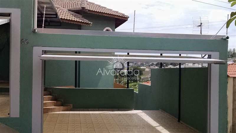 Casa com 4 dorms, Loteamento Itatiba Park, Itatiba - R$ 480 mil, Cod: CA013