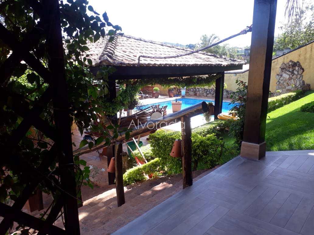 Chácara com 3 dorms, Jardim Leonor, Itatiba - R$ 850 mil, Cod: CH023