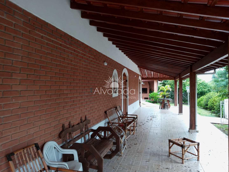 Casa de Condomínio com 6 dorms, Condomínio Itaembu, Itatiba, Cod: CF015