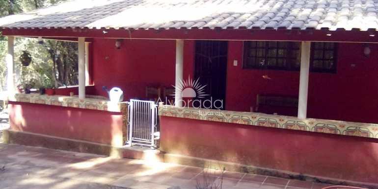 Sítio com 3 dorms, Área Rural, Cambuí - R$ 350 mil, Cod: MG20000