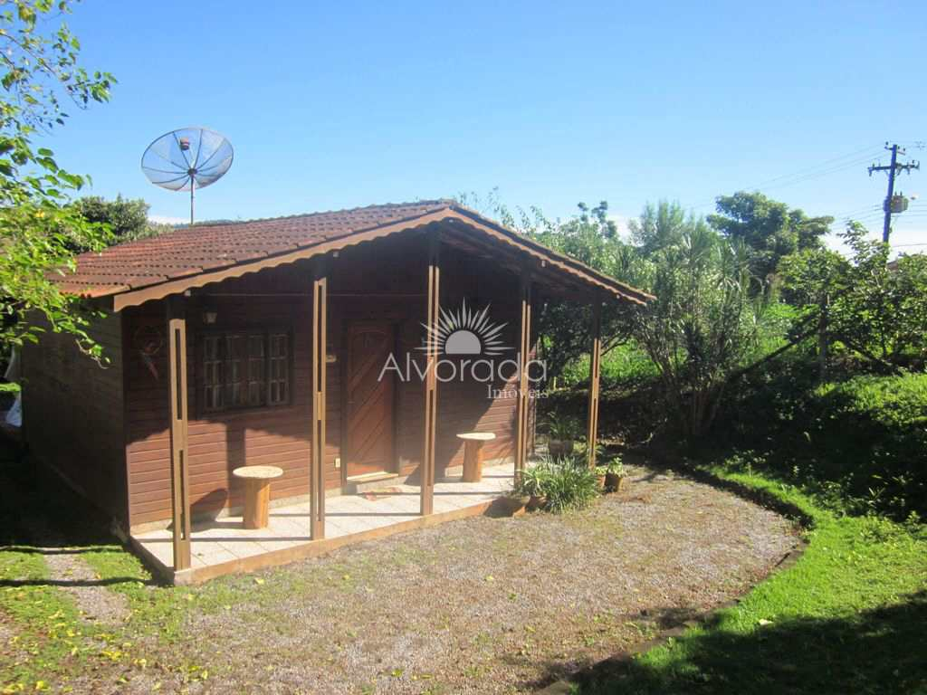 Chácara com 2 dorms, Portal São Marcelo, Bragança Paulista - R$ 260 mil, Cod: CH093