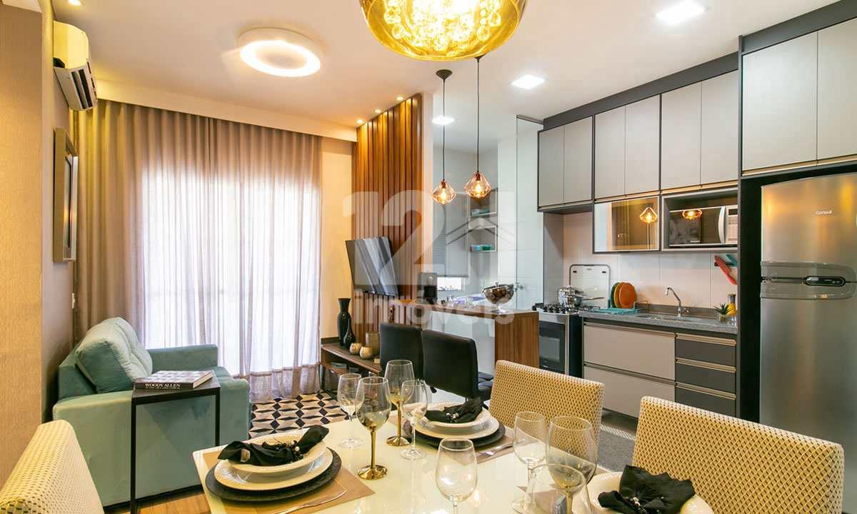 Apartamento com Varanda Gourmet - Pq. São Matheus