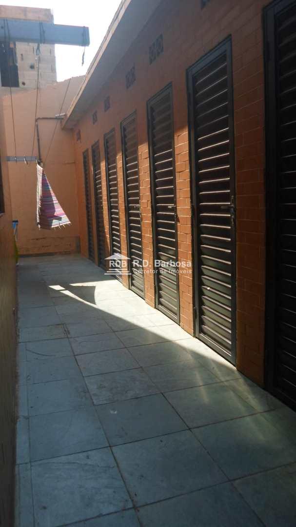 Apartamento com 1 dorm, Caiçara, Praia Grande - R$ 150 mil, Cod: 5