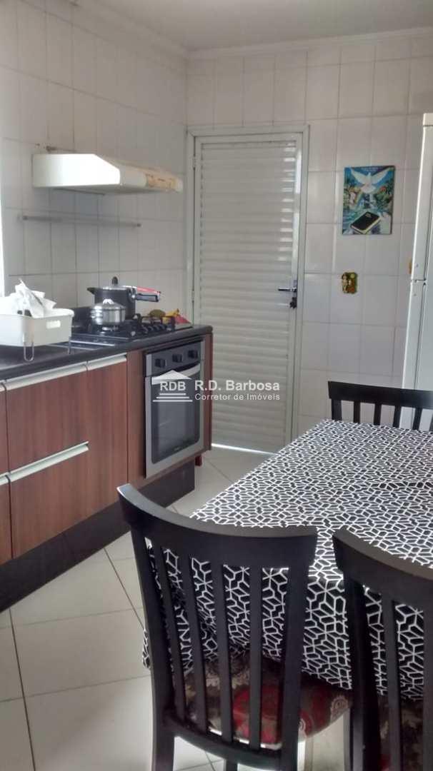 Cobertura com 2 dorms, Caiçara, Praia Grande - R$ 450 mil, Cod: 6