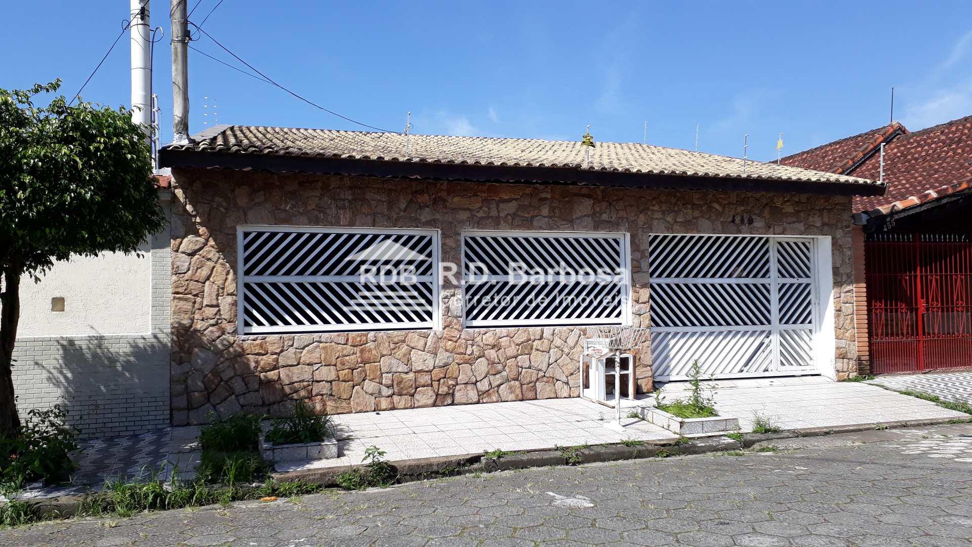 Casa com 3 dorms, Caiçara, Praia Grande - R$ 550 mil, Cod: 38