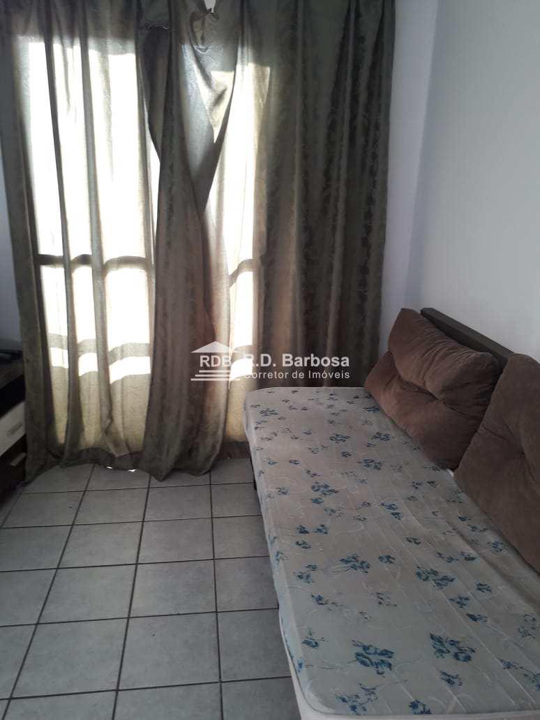 Apartamento com 1 dorm, Caiçara, Praia Grande - R$ 124 mil, Cod: 39