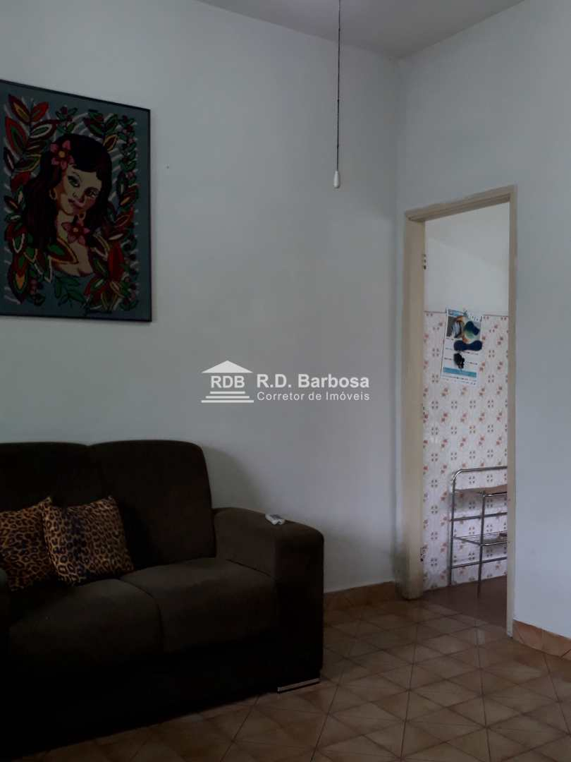 Casa com 1 dorm, Maracanã, Praia Grande - R$ 215 mil, Cod: 44