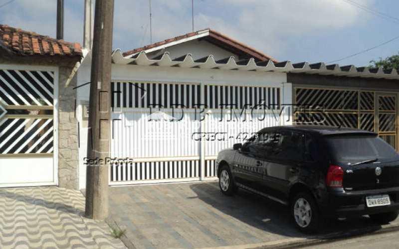 Casa com 2 dorms, Maracanã, Praia Grande - R$ 265 mil, Cod: 49
