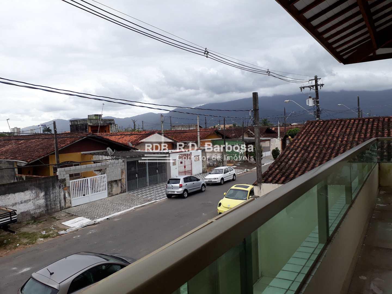 Casa de Condomínio com 2 dorms, Caiçara, Praia Grande - R$ 190 mil, Cod: 55