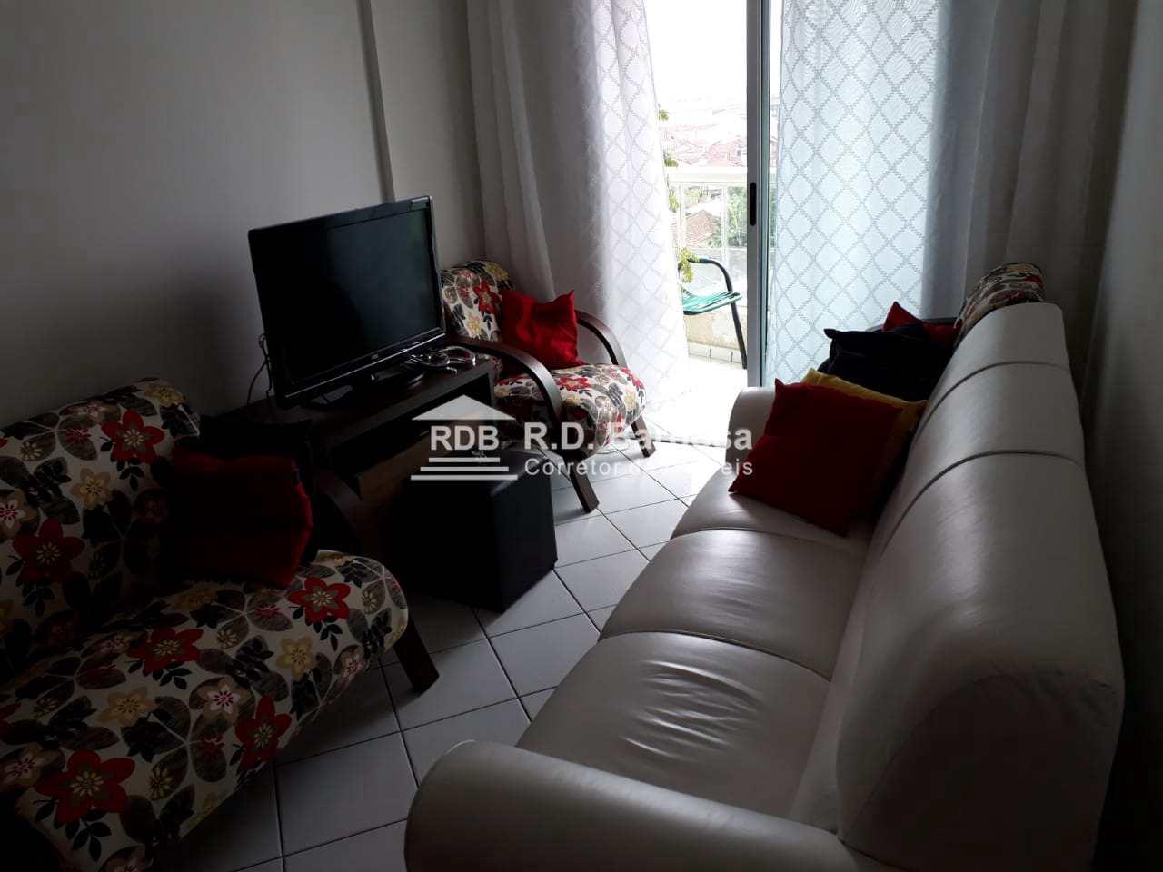Apartamento com 2 dorms, Caiçara, Praia Grande - R$ 220 mil, Cod: 64
