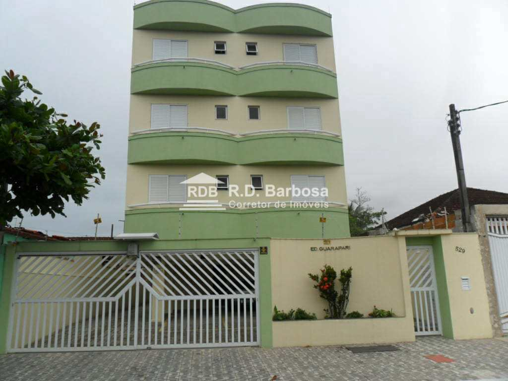 Apartamento com 1 dorm, Caiçara, Praia Grande - R$ 150 mil, Cod: 86
