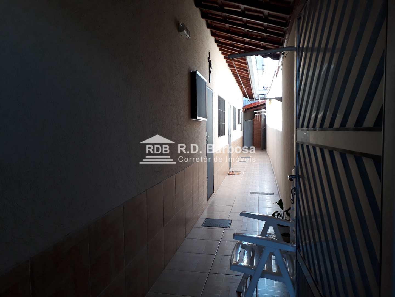 Casa com 2 dorms, Maracanã, Praia Grande - R$ 265 mil, Cod: 92