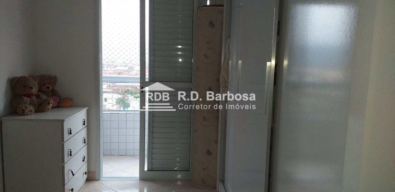 Apartamento com 2 dorms, Caiçara, Praia Grande - R$ 280 mil, Cod: 95