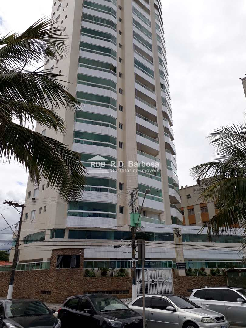 Apartamento com 1 dorm, Maracanã, Praia Grande - R$ 220 mil, Cod: 104