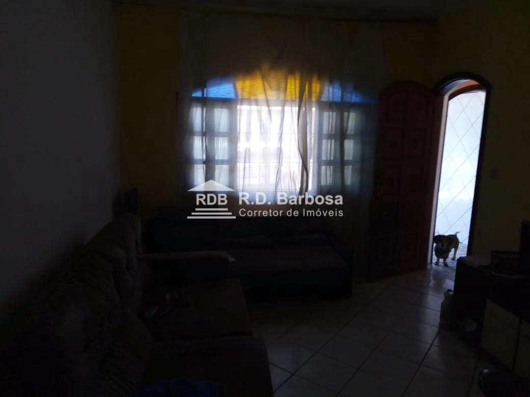 Casa com 2 dorms, Caiçara, Praia Grande - R$ 220 mil, Cod: 113