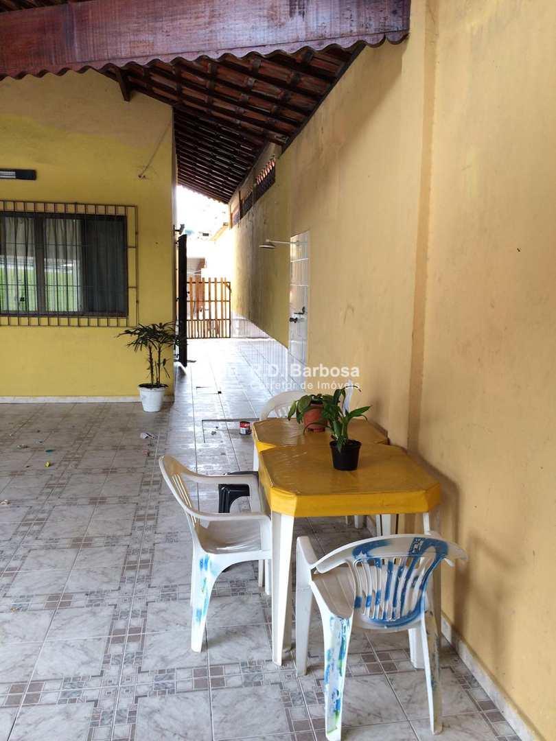 Casa com 3 dorms, Mirim, Praia Grande - R$ 300 mil, Cod: 115