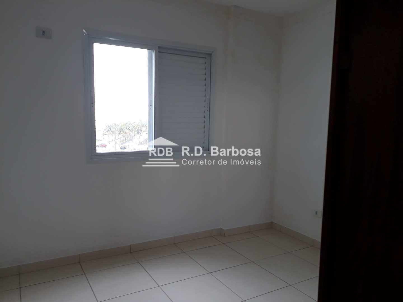 Apartamento com 2 dorms, Maracanã, Praia Grande - R$ 370 mil, Cod: 116