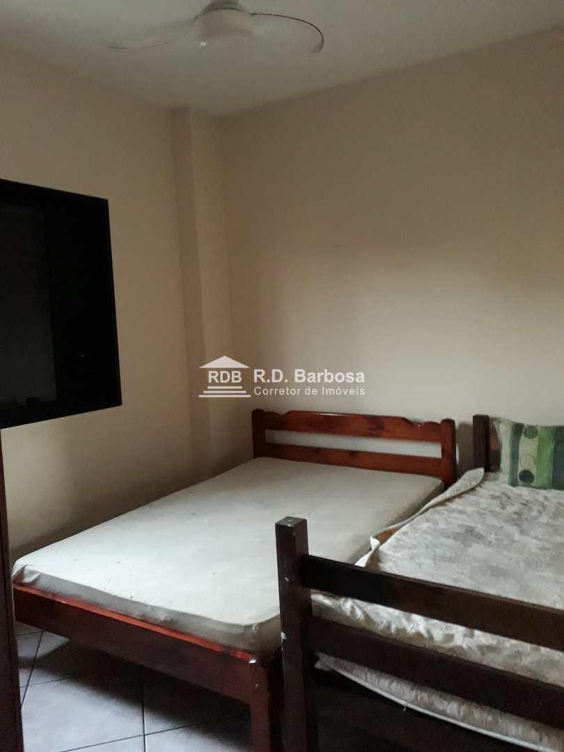 Apartamento com 1 dorm, Caiçara, Praia Grande - R$ 180 mil, Cod: 123