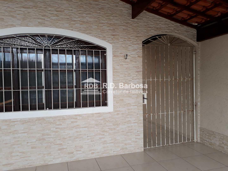 Casa com 2 dorms, Maracanã, Praia Grande - R$ 320 mil, Cod: 127