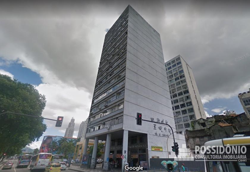 Sala, Centro, Rio de Janeiro - R$ 130 mil, Cod: 206