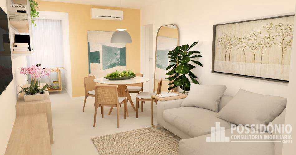 Apartamento com 2 dorms, Leme, Rio de Janeiro - R$ 849 mil, Cod: 247