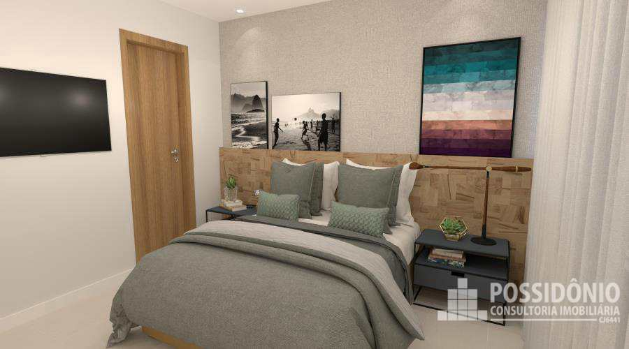 Apartamento com 2 dorms, Botafogo, Rio de Janeiro - R$ 679 mil, Cod: 248