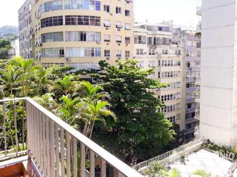 Apartamento com 2 qtos, Copacabana, Rio de Janeiro - R$ 1.1 mi.