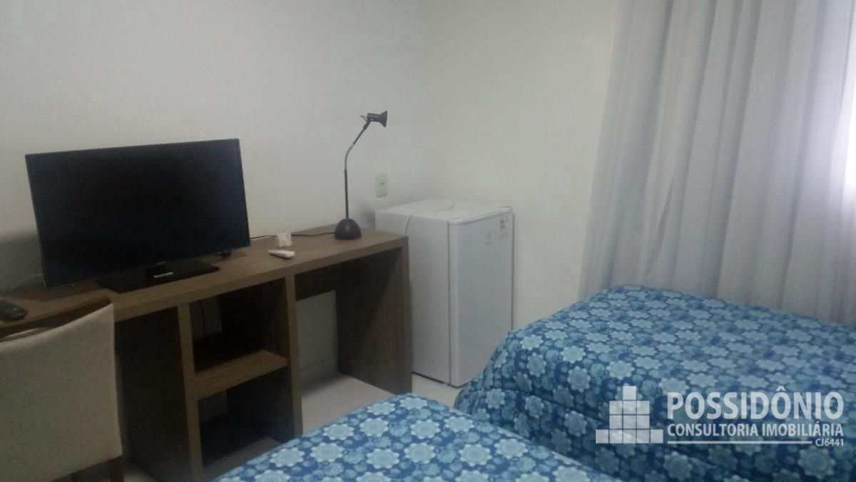 Flat com 1 quarto, Jacarepaguá, Rio de Janeiro, Cod: 322