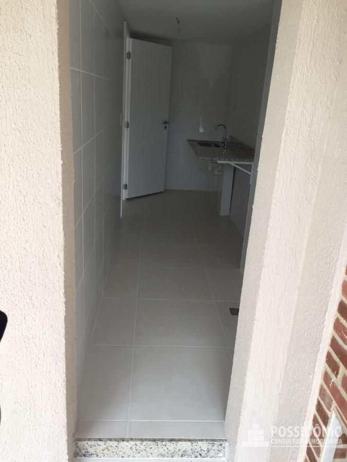 Apartamento com 2 dorms, Recreio dos Bandeirantes, Rio de Janeiro - R$ 580 mil, Cod: 351