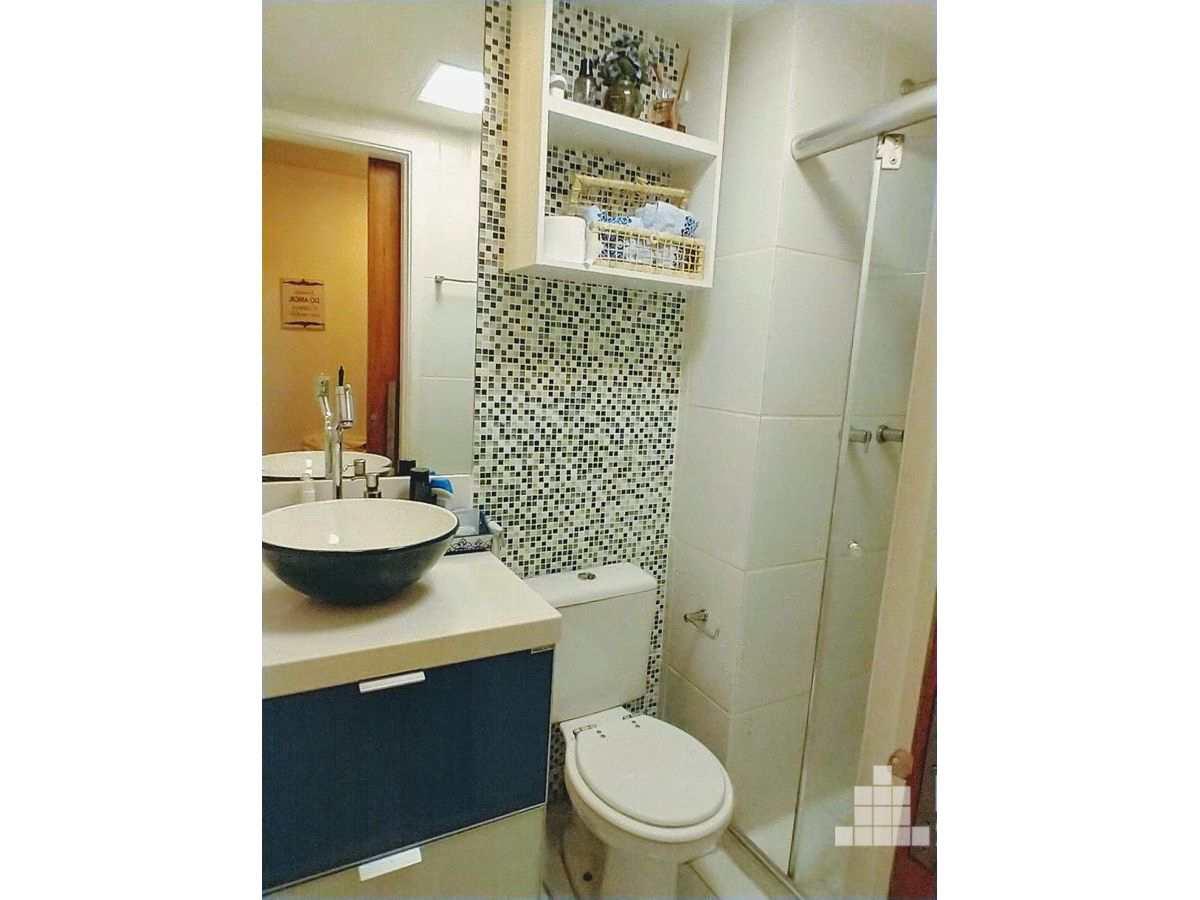 Apartamento com 2 dorms, Todos os Santos, Rio de Janeiro - R$ 320 mil, Cod: 363