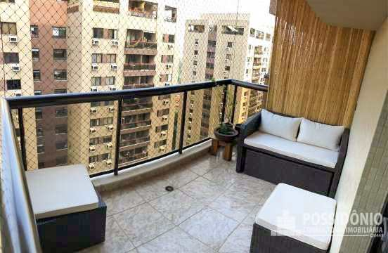 Apartamento com 2 dorms, Barra da Tijuca, Rio de Janeiro - R$ 920 mil, Cod: 370