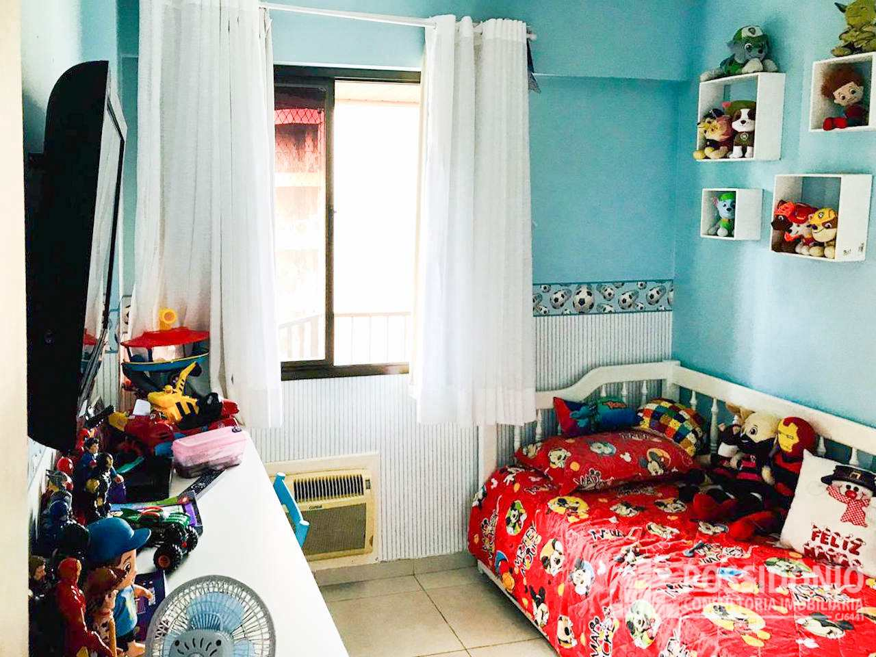 Apartamento com 3 dorms, Barra da Tijuca, Rio de Janeiro - R$ 935 mil, Cod: 371