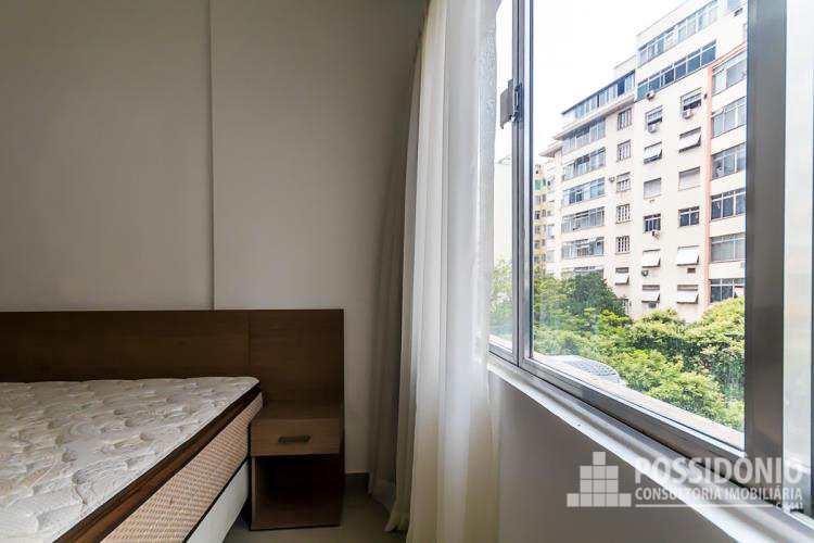 Apartamento com 1 dorm, Copacabana, Rio de Janeiro - R$ 529 mil, Cod: 374